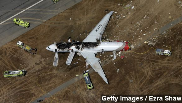 Asiana settles with 72 passengers aboard 2013 plane crash