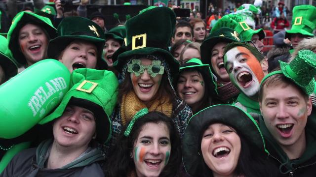 The 5 best cities to celebrate St. Patrick's Day