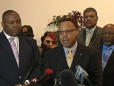 Michael Brown's parents announce civil lawsuit