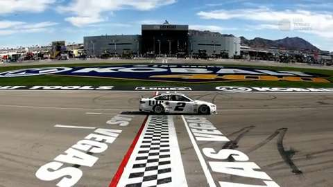 USA TODAY Sports' Jeff Gluck discusses this week's NASCAR race at Las Vegas Motor Speedway.