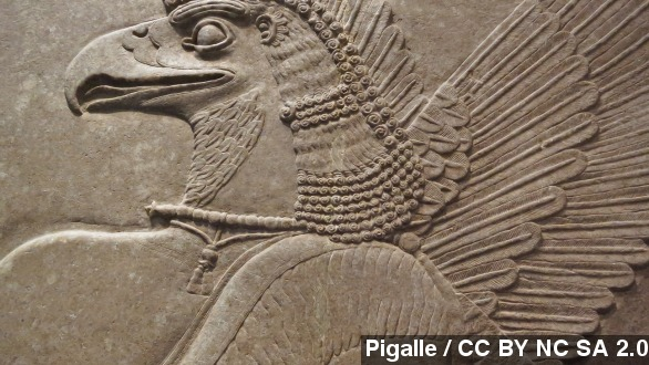 Iraq says ISIL 'bulldozed' ancient Nimrud site