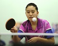 13-year old girls will teach you to dominate table tennis