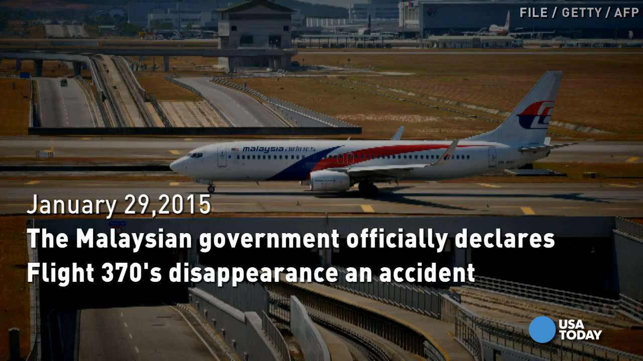 Answers elusive two years after MH370 disappearance