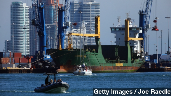 Miami Port expansion threatens potentially vital Reef