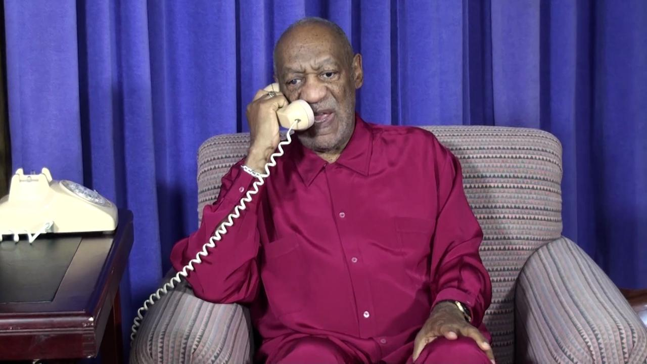 Bill Cosby touts his West Virginia show