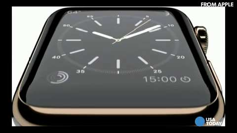 Apple Watch and four other Apple press event takeaways