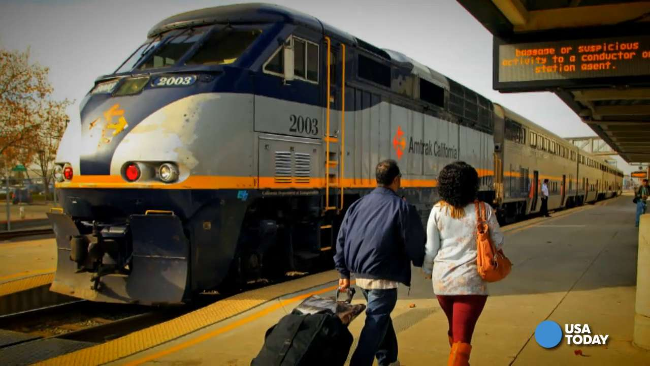 Why a train may be the way to go for your next trip