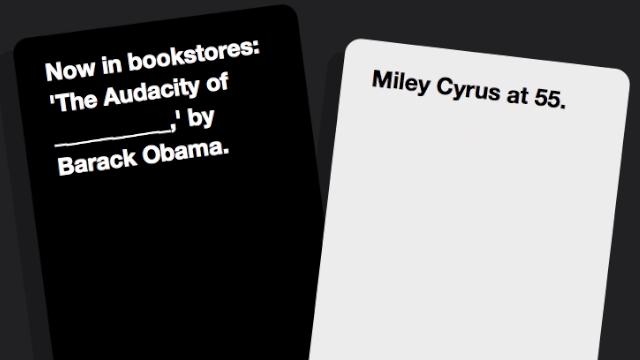 cards against humanity online free
