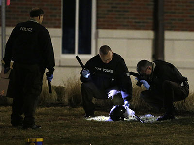 2 officers shot in Ferguson out of hospital