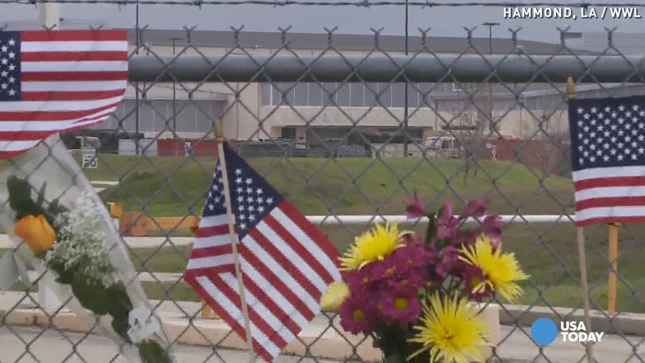 Blackhawk Crash: National Guard mourns two of its own