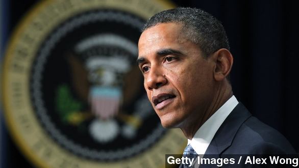 Obama weighs in on Ferguson shooting of two cops on 'Kimmel'