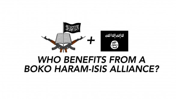 Who benefits from the Boko Haram-ISIL alliance?