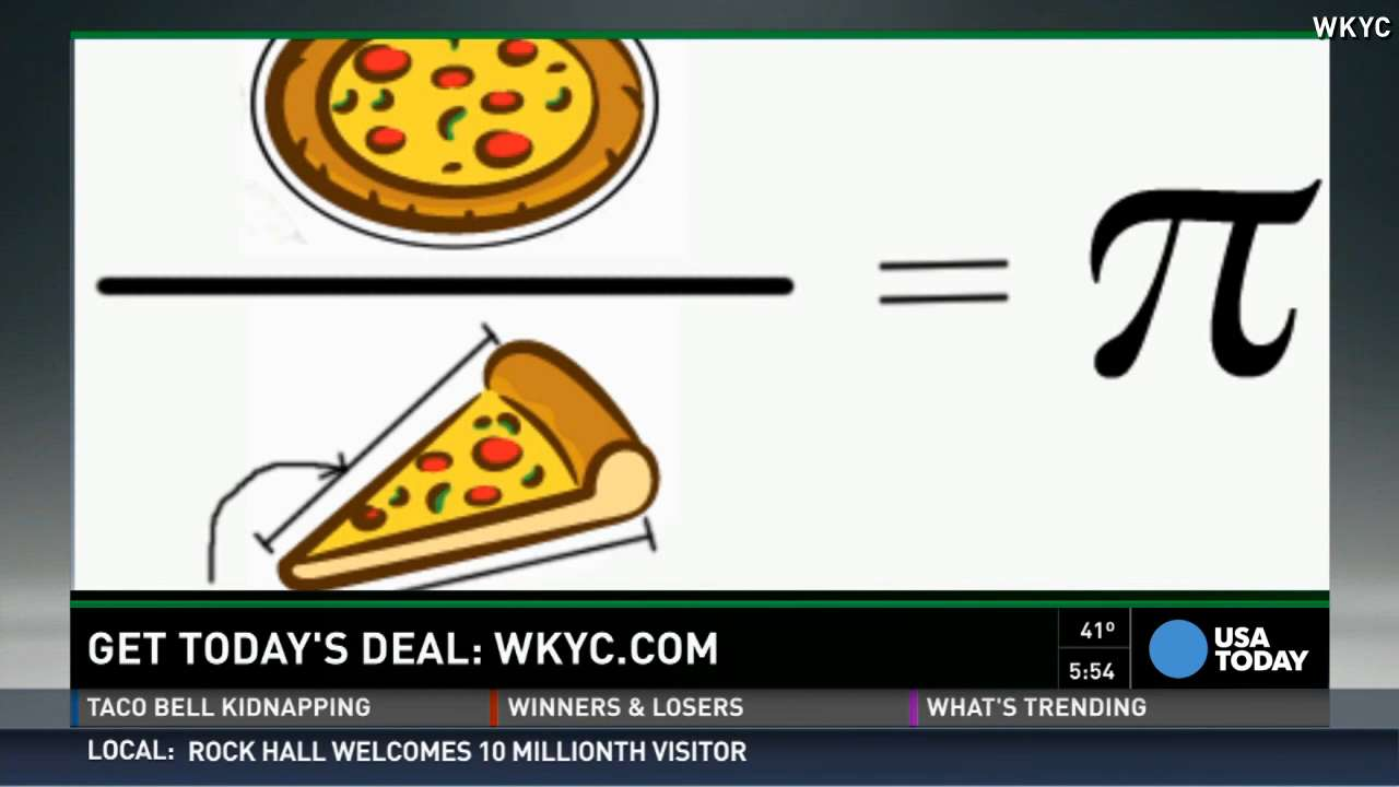 Craving a pizza for Pi Day? Check out these deals
