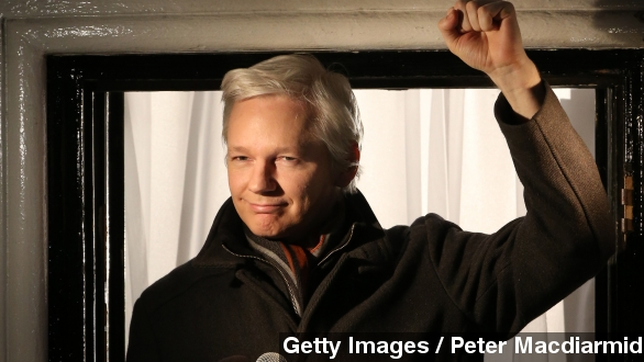 Assange could finally be questioned about Rape allegations