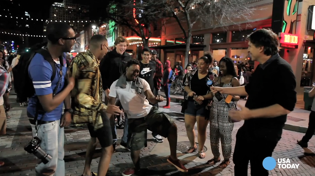 Voices: SXSW at night in your words