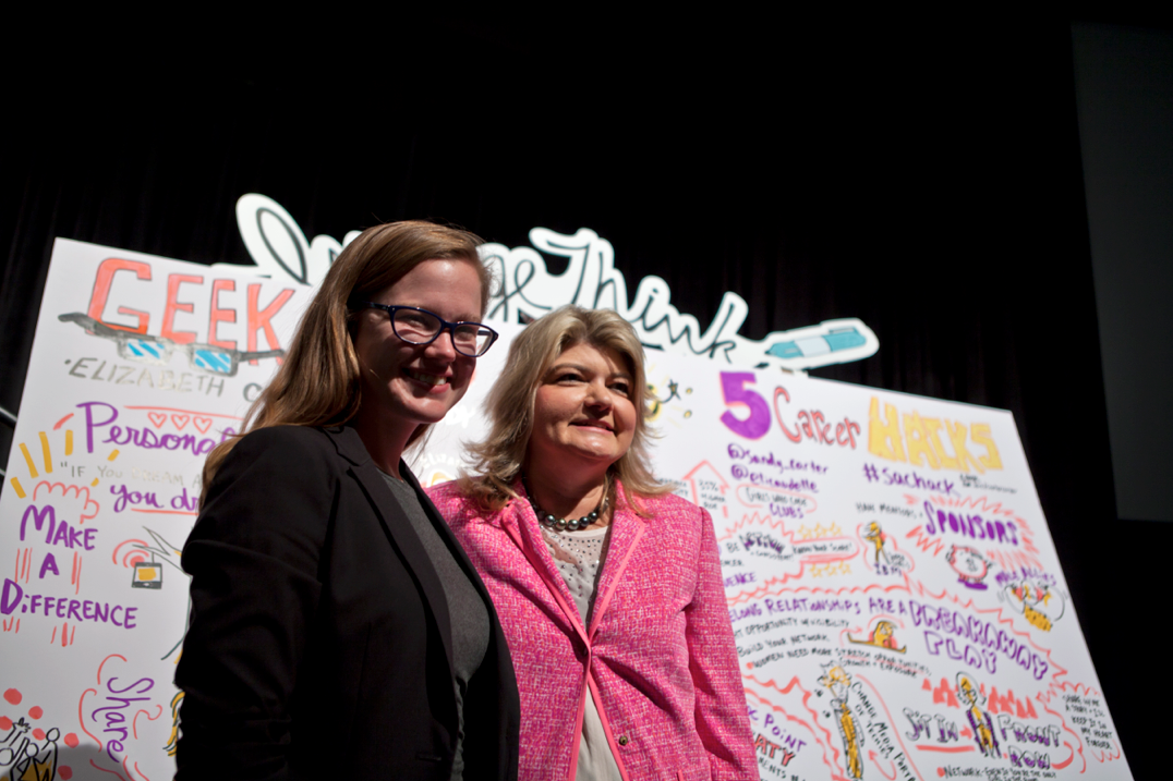 Advancing women in technology at SXSW