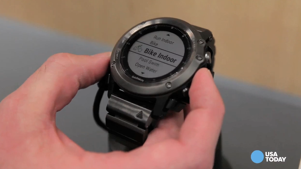 Garmin showcases wearable technology at SXSW