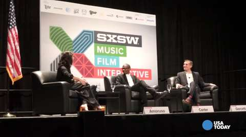 Mayor touts L.A. for tech @SXSW