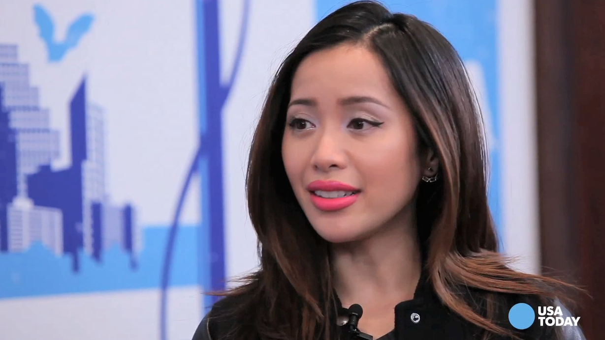 Internet pioneer Michelle Phan shares social media tips at SXSW