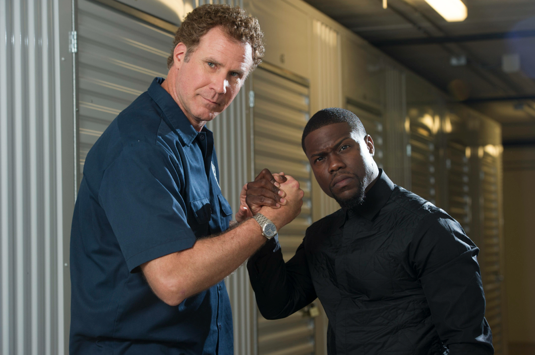 Kevin Hart calls Will Ferrell the gazelle of sports