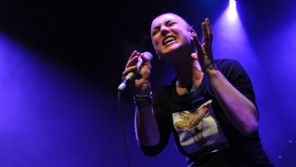 Sinead O'Connor won't perform 'Nothing compares 2 U'