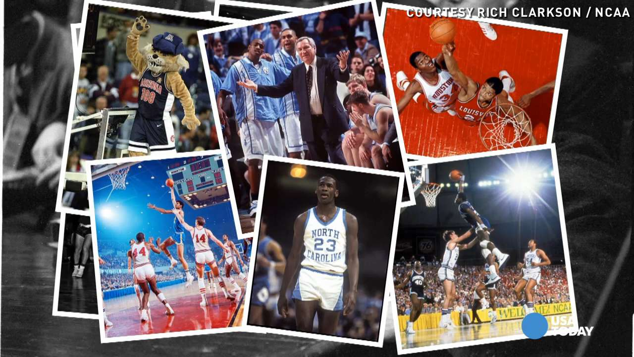 NCAA photographer remembers 60 years of Final Fours