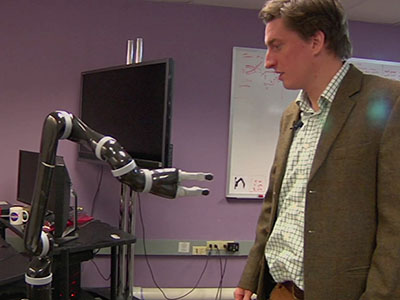 Advances in robotic materials stuck in lab