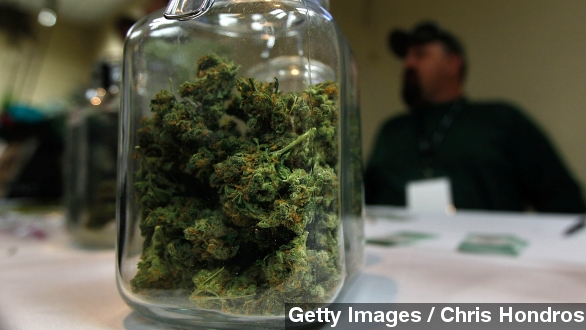 Tests find Colorado weed more potent