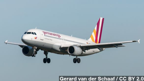 Airbus A320 plane crashes in France with 148 on board