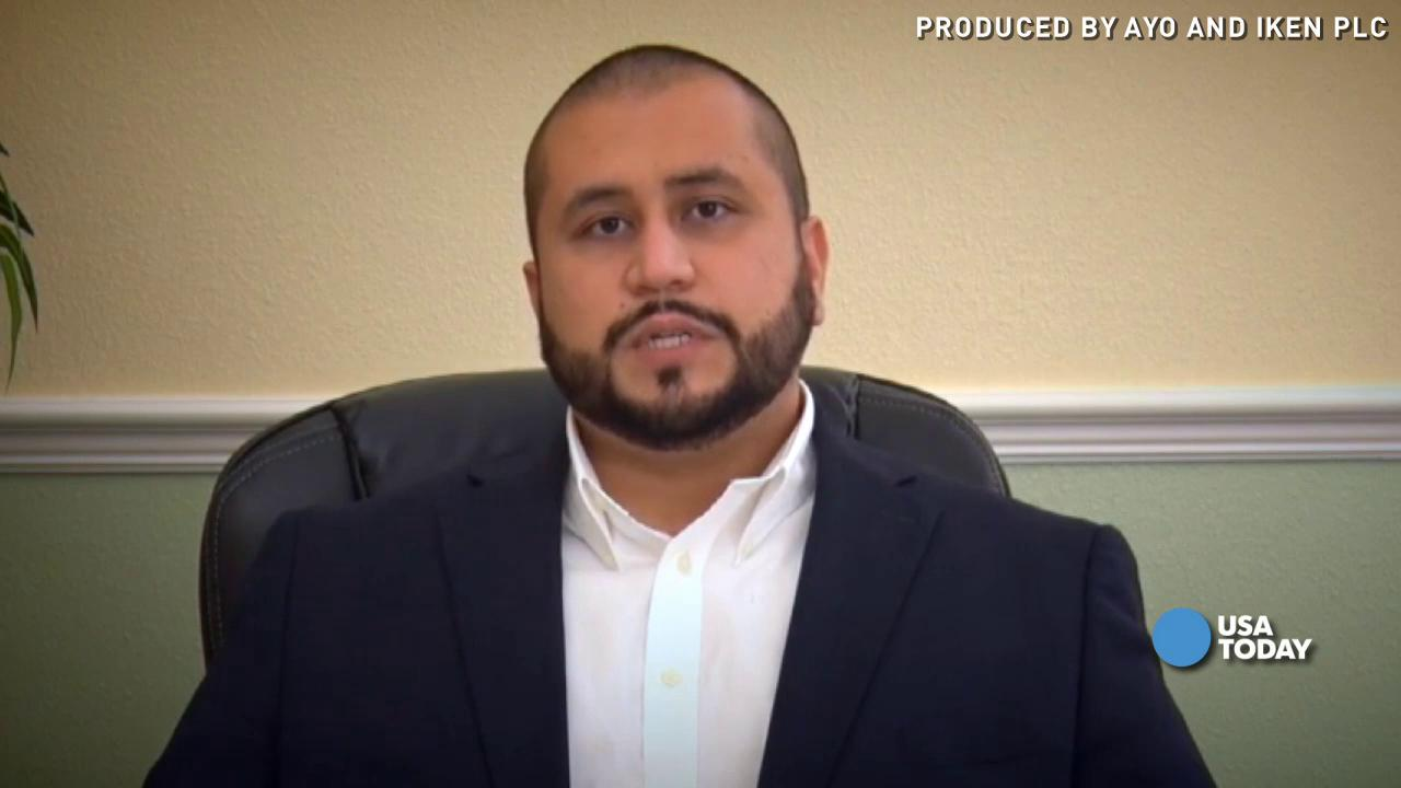 George Zimmerman blames Obama in new video