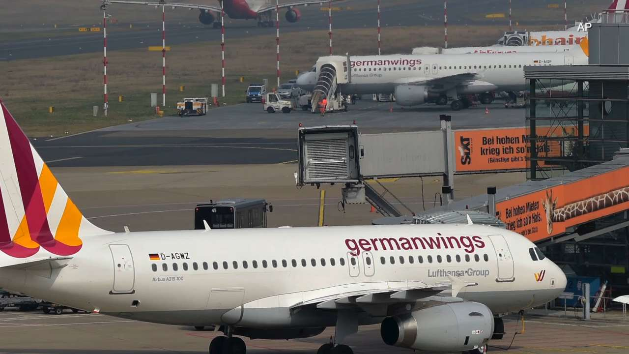 Germanwings well-known, low-cost carrier in Europe