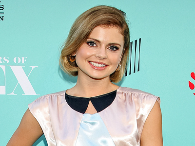 Rose McIver goes into zombie mode on new TV show