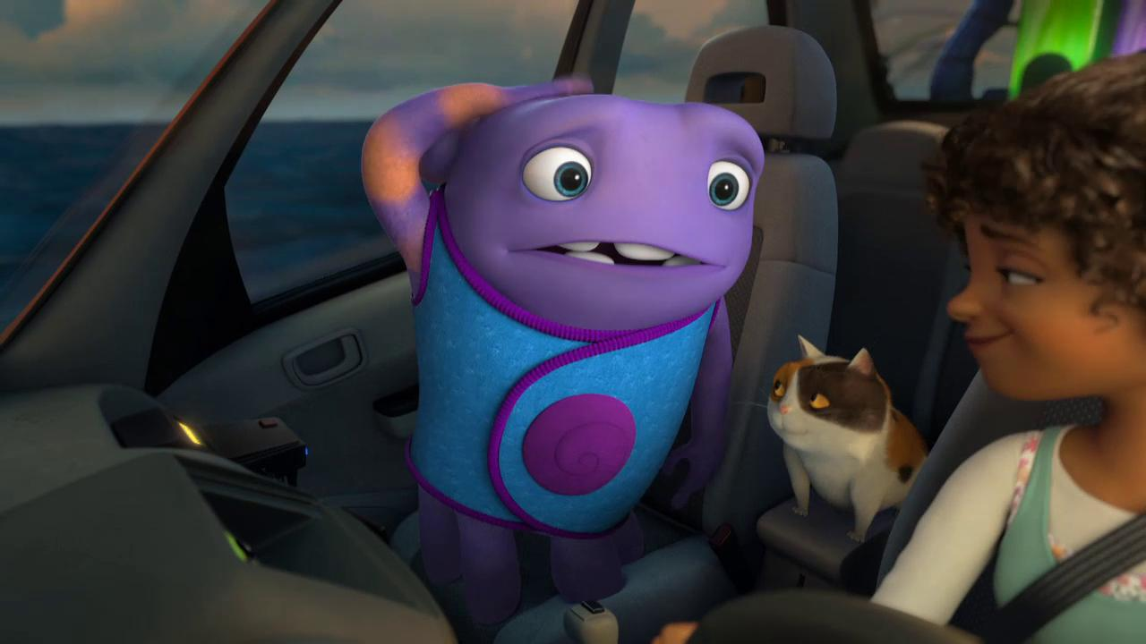 'Home' looks friendly, but all too familiar