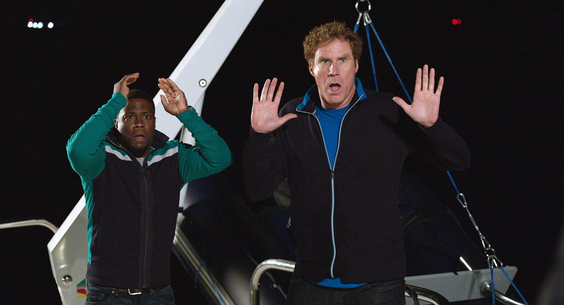 5 reasons to see 'Get Hard'