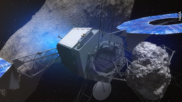 Why so many people think NASA's asteroid mission is a waste