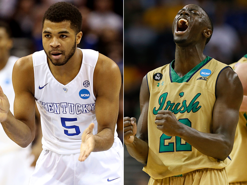Kentucky Basketball Preview Wildcats Will Be Elite Again: NCAA Tournament Elite 8 Preview: Kentucky Vs. Notre Dame