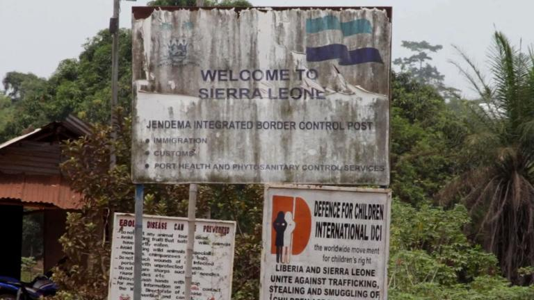 Sierra Leone in new anti-Ebola lockdown