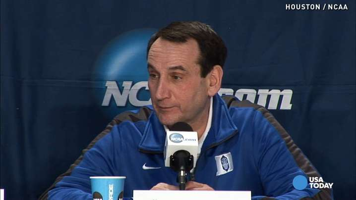 Coach K: This year has been one of the most unique ever