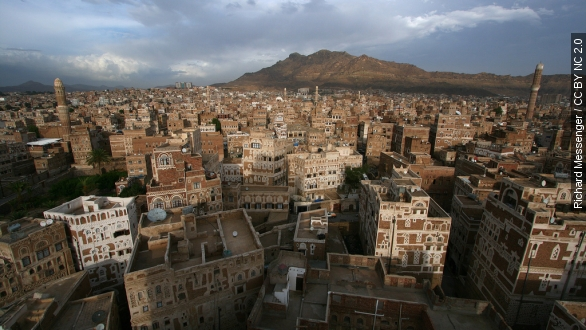 Is Yemen a failed state?