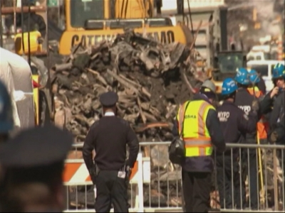 FDNY find 2 bodies building explosion rubble