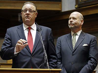 Ind. lawmakers address religious objections law