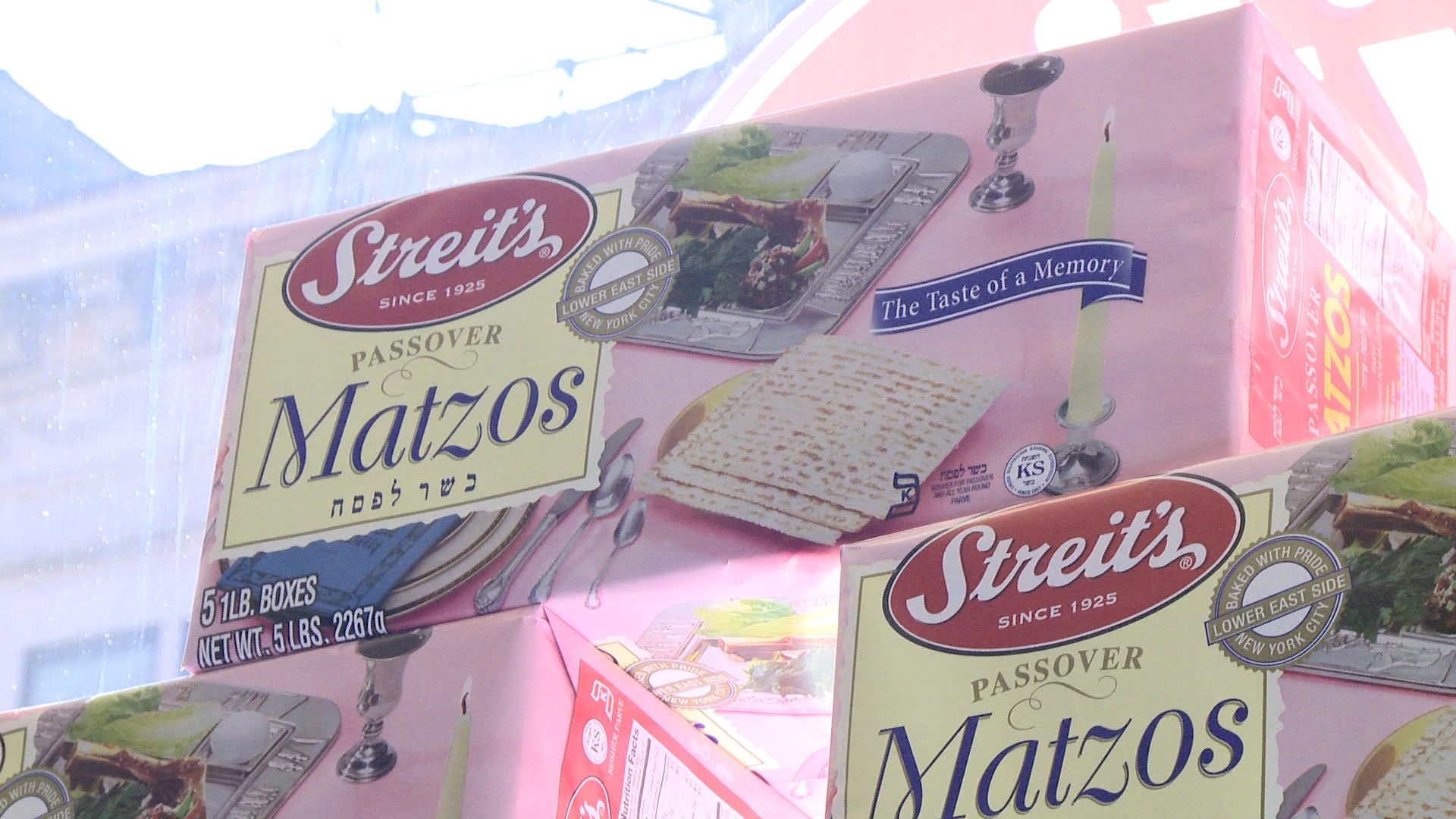 Manhattan matzo factory to close after 90 years