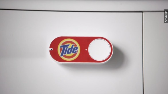 Dash button shows Amazon is going after grocers