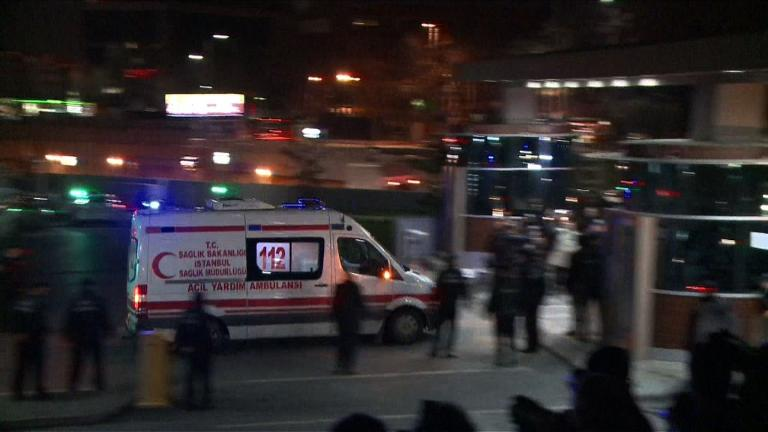 Istanbul hostage drama ends with captors and prosecutor killed