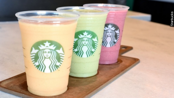 Starbucks is late to the party with kale smoothies
