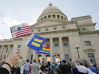 Gov. urges changes to religious objection bill