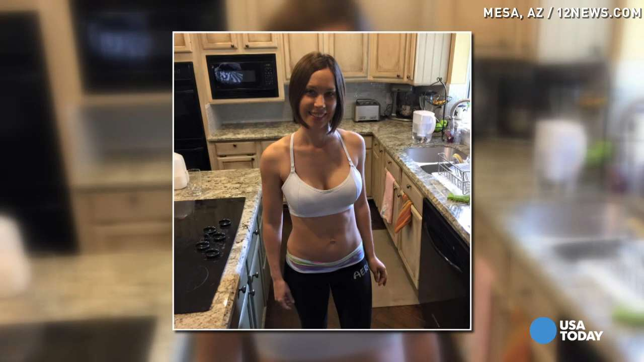 Video | Mom has 'hot body' 3 weeks after giving birth