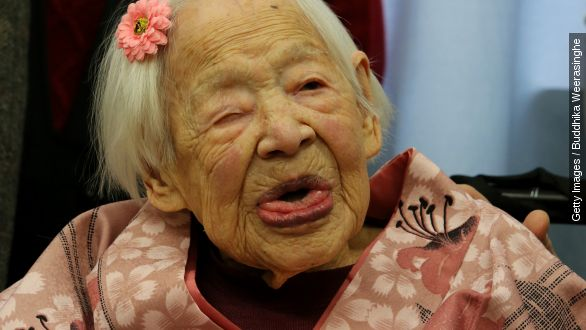 World's oldest Person, Misao Okawa, dies at 117