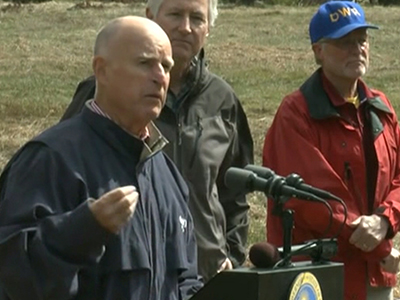 Calif. Gov. issues sweeping water restrictions