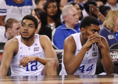 Kentucky players reflect on bittersweet ending